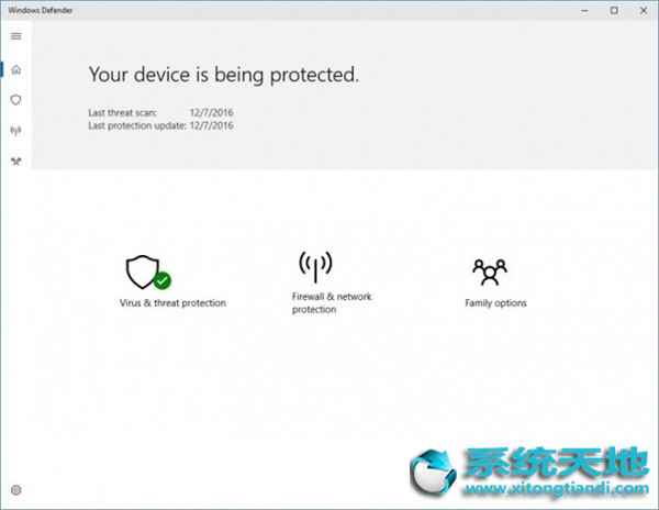 Windows 10 Defender 4月全面更新_win10专业版下载